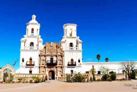 Mission San Xavier del Bac – March 2016