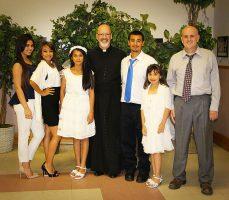 Follow the Fruit: Kids, Creeds, and Catholics